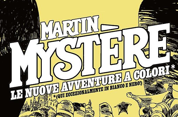 8243a3007 Le Nuove Avventure di Martin... - Foto 1 di 6 - Sergio Bonelli