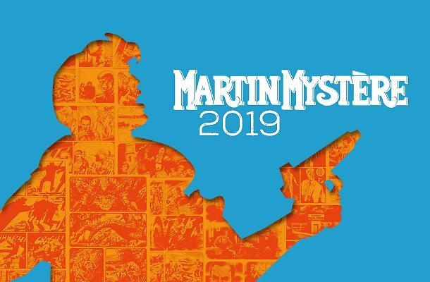 7a1412389 Martin Mystère 2019! - Foto 1 di 15 - Sergio Bonelli