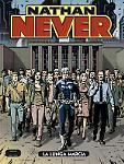 La lunga marcia - Nathan Never 297 cover