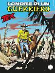 L'onore di un guerriero - Tex 666 cover