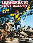 I rangers di Lost Valley - Tex 668 cover