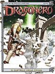 Il castello della follia - Dragonero 38 cover