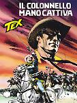 Il colonnello Mano Cattiva - Tex 669 cover