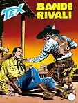 Bande rivali - Tex 403 cover