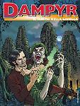 Il tempio nella giungla - Dampyr 207 cover