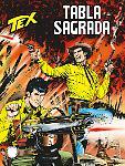 Tabla sagrada - Tex 681 cover