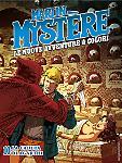 La caduta di Agarthi - Martin Mystère NAC 10 cover