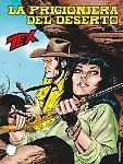 La prigioniera del deserto - Tex 683 cover