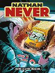 Oltre le linee nemiche - Nathan Never 319 cover