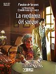 La condanna del sangue - Le stagioni del commissario Ricciardi 02 cover