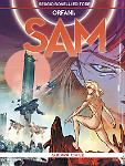 Guerra civile - Orfani Sam 10 cover