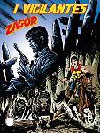 I vigilantes - Zagor 637 cover