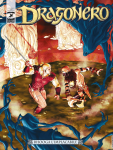 Rhooga l'implacabile - Dragonero 66 cover