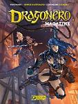 Dragonero Magazine 2018 cover