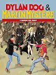 L'abisso del male - Maxi Martin Mystère 10 cover