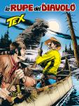La Rupe del Diavolo - Tex 714 cover