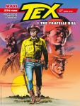 I tre fratelli Bill - Maxi Tex 27 cover
