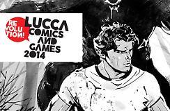 Lucca Comics & Games 2014 - 01