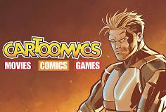 Cartoomics Movies Comics & Games 2015