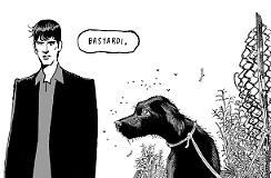 Dylan Dog contro l'abbandono degli animali