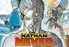 Nathan Never: il tempo dei giganti!
