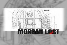 Morgan Lost - gli studi