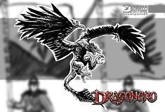 Dragonero - Gli Studi 03