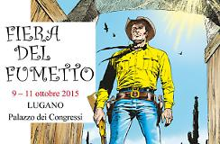 Fiera del Fumetto di Lugano 2015