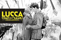 Lucca Comics & Games 2015 - giorno 4