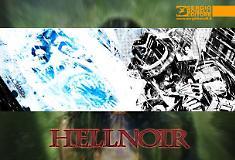 Hellnoir - le copertine