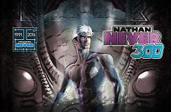 Nathan Never 300, nascita di una copertina!