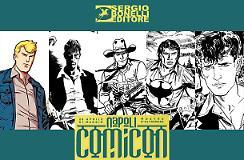 Comicon 2017: i disegni dei nostri autori!