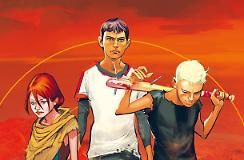 Le illustrazioni per Etna Comics