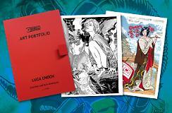 L'Art Portfolio di Luca Enoch!