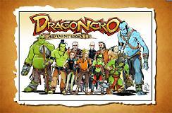 I protagonisti di Dragonero Adventures!