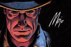 Un Tex firmato Majo!
