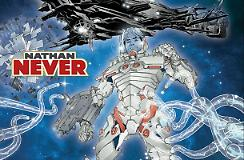 Nathan Never: i poster di Etherea!
