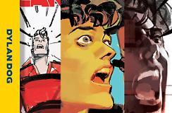 Cavenago e la copertina di Dylan Dog 390!