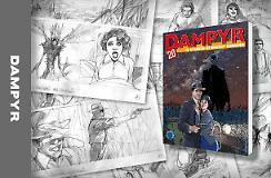 Dampyr, Genzianella e Robert Howard!