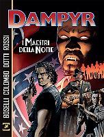 Dampyr. I maestri della notte