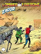 L'ombra del faraone - Zagor 608 cover
