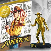 Tex. Statuina 3D Gold