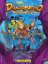 Il demone alato - Dragonero Adventures 03 cover