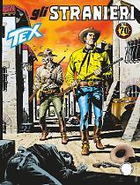 Gli stranieri - Tex 687 cover