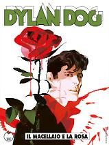 Il macellaio e la rosa - Dylan Dog 382 cover
