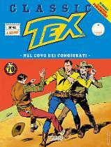 Nel covo dei congiurati - Tex Classic 41 cover