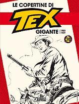 Le copertine di Tex Gigante 1981-1999