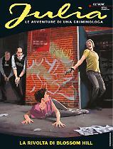 La rivolta di Blossom Hill - Julia 243 cover