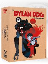 Il Dylan Dog di Tiziano Sclavi Pack 3 cover