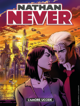 L'amore uccide - Nathan Never 333 cover